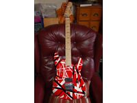 EVH Guitar Stripe Series