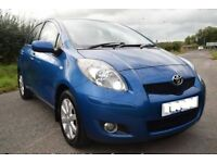 2011 Toyota Yaris 1.4 D4D(6) T Spirit 5 Dr-1 Owner-FINANCE AVAILABLE- Sat Nav - £20 Roadtax - 70 MPG