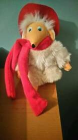 Wombles cuddly toy