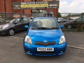 Toyota Yaris 1.3 VVT-i T Spirit 5dr,AUTOMATIC, FULL DEALER SERVICE HISTORY,
