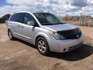 2007 Nissan Quest SE Minivan -IMMACULATE CONDITION! CALL NOW!