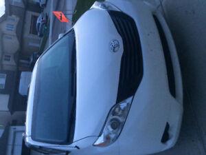 2013 Toyota Sienna Minivan, Van