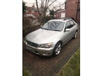 Lexus IS200 SE, 4 Door Petrol Saloon, Manual