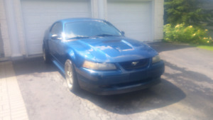 Ford Mustang Gt V8 4.6l  2001