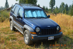 2005 Jeep Liberty SUV, Crossover (Sport)