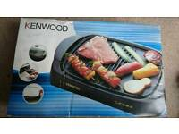 Kenwood HG230 health grill - new