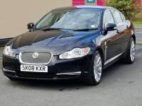 Jaguar xf 2.7 diesel automatic