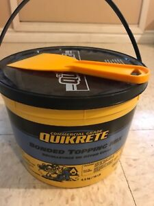 Cement- Quikrete, Bonded Topping Mix