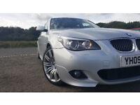 BMW 5 SERIES (E60/E61) 530D M SPORT Business Edition 2009 (2009)