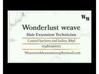 Hair Extension Technician