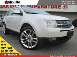 2010 Lincoln MKX Base |NO ACCIDENT| LEATHER | SUNROOF | AWD | NA