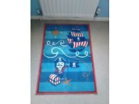 pirate rug by next