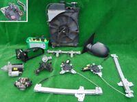 '04 HYUNDAI GETZ Parts: Starter,Alternator,Rad,Window Mechs,Mirrors,Coils,Sensors,Injectors,Throttle