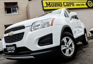 2013 Chevrolet Trax LT! AWD! Cruise! ONLY $116/bi-weekly!