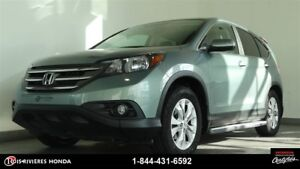 2013 Honda CR-V EX 2WD bluetooth mags toit ouvrant