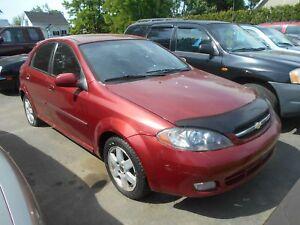 Chevrolet Optra 5 Hayon 5 portes LS