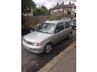 Nissan Micra 1.0 2001 Only 1 Owner From New 68,000 Miles Full Service History Drives Lovely
