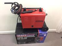 Sealey Mightymig150 Professional Gas / No-gas Mig Welder 150amp 230v