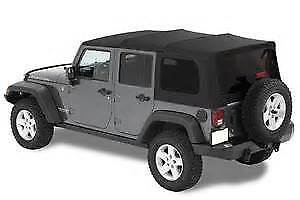 Soft Top Jeep Wrangler Cover