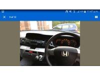 FRV Honda 6 seater 54 plate 1.7 Mot till Oct