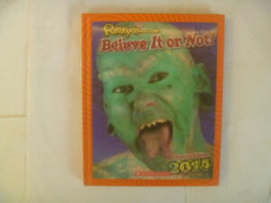 RIPLEY'S Believe It Or Not - 2 to choose from