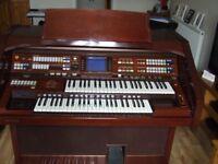 Technics G100 Organ