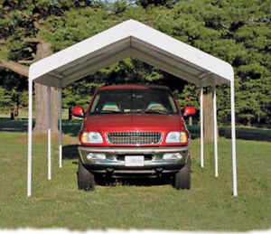 ShelterLogic Max AP 10' x 20' 3-in-1 Canopy System, New