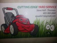 Cutting Edge Yard Services