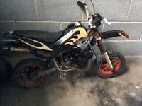 Mini moto dirt bike