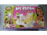Let's cook ice cream parlour