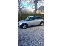 Mini One D 1.4 (1 Year MOT)