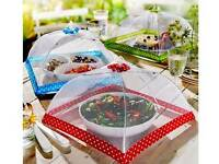 Pop up food covers