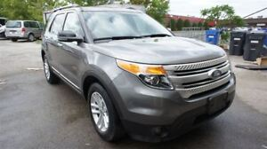 2011 Ford Explorer XLT,AWD,NAVI,7 SEATER