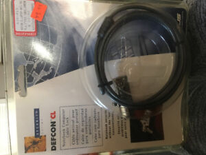 Targus laptop cable lock brand new in package