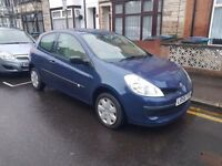 2006 Renault Clio 1.2 one year MOT immaculate condition
