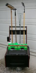 THE PERFECT CART TO MAKE ALL YOUR GARDENING EASIER