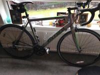 Carrera vanquish adult bike