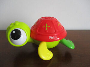 Tortue De Bain Fisher Price