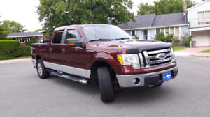 *LOW KMS*2009 Ford F-150 SuperCrew XLT Pickup Truck