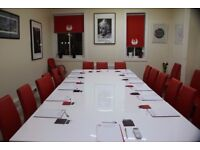 Well-Equipped Meeting Rooms in Central Edinburgh To Suit Your Budget
