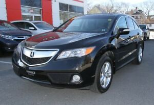 2014 Acura RDX is similar to pictures