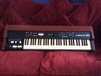 Hammond XK1 portable organ. With Flight Case. Excellent condition.