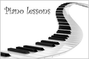 Piano Lessons in the Glebe