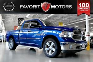 2014 Ram 1500 SLT Big Horn Quad Cab HEMI 5.7L 4X4 | BACK-UP CAM