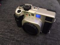 Mamiya 7 II Body Only Champagne Colour