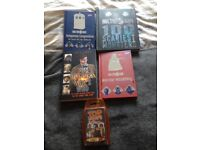 Doctor Who Books & Postcard Set