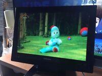 TV Orion TV19PL110D excellent value + built in freeview