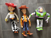 Toy Story Interactive Buzz, Woody and Jessie