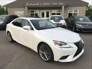 2015 Lexus IS 250 AWD CUIR-TOIT