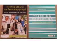 Teaching Computing Books